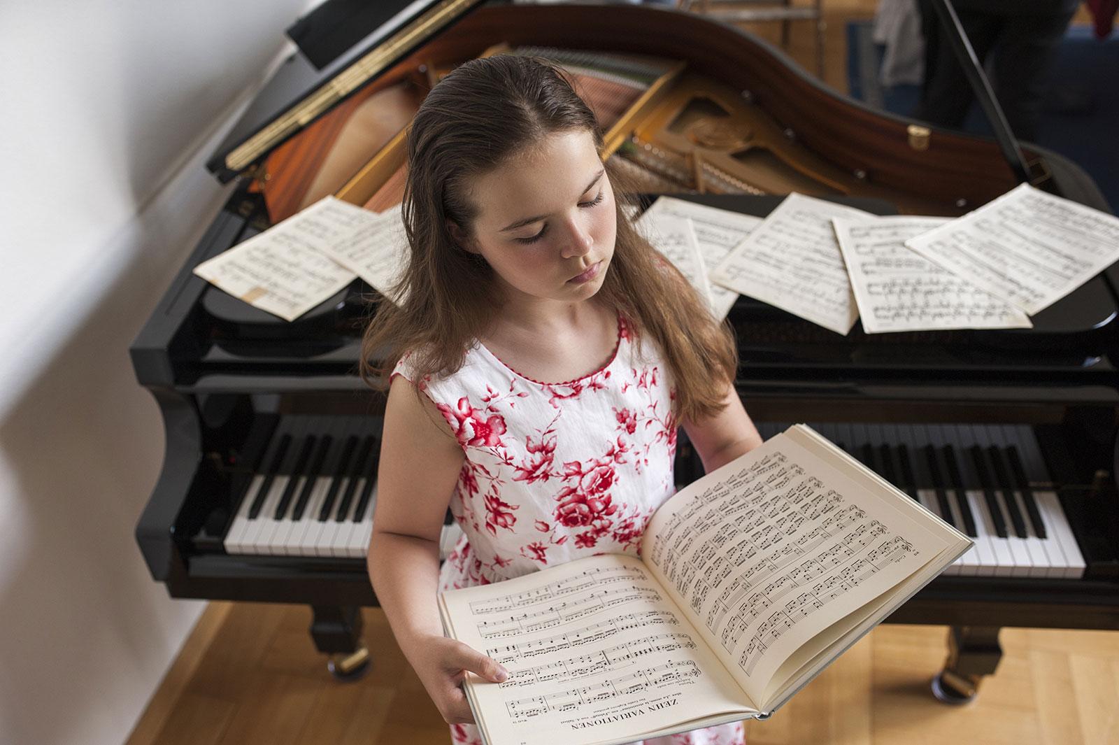 Klavierschule Zürich, Klavierunterricht Zürich