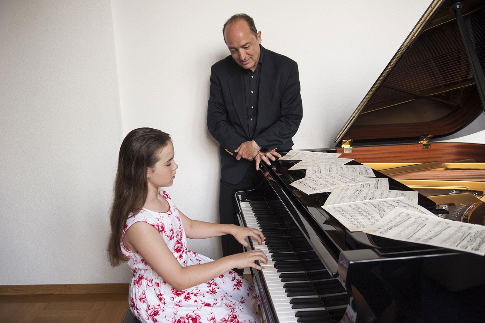 Klavierschule Zürich - Ivan Minekov